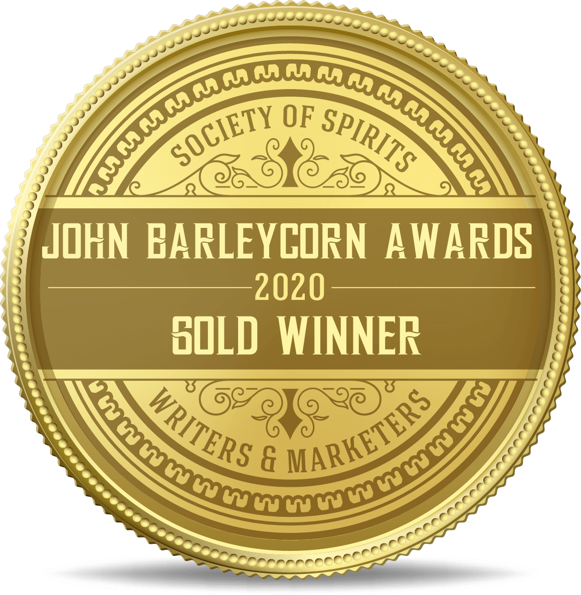 Barleycorn Gold Winner