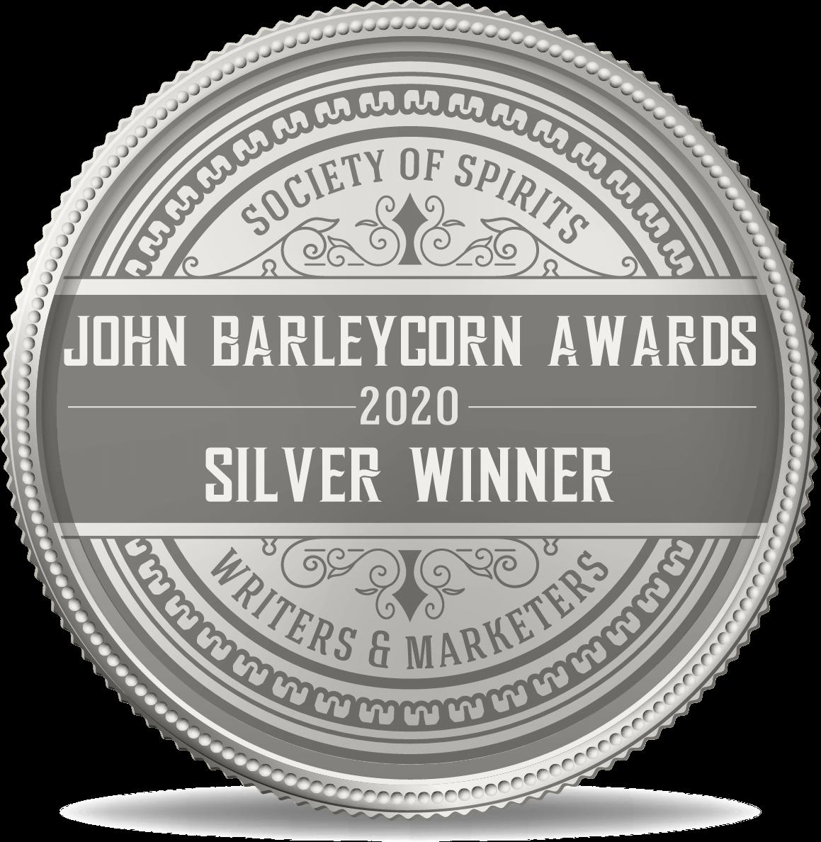 Barleycorn Silver Winner